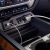 The 2016 GMC Sierra 1500 comes with numerous charging outlets