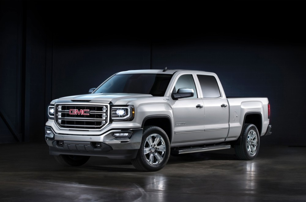 2016 GMC Sierra 1500 Overview - The News Wheel