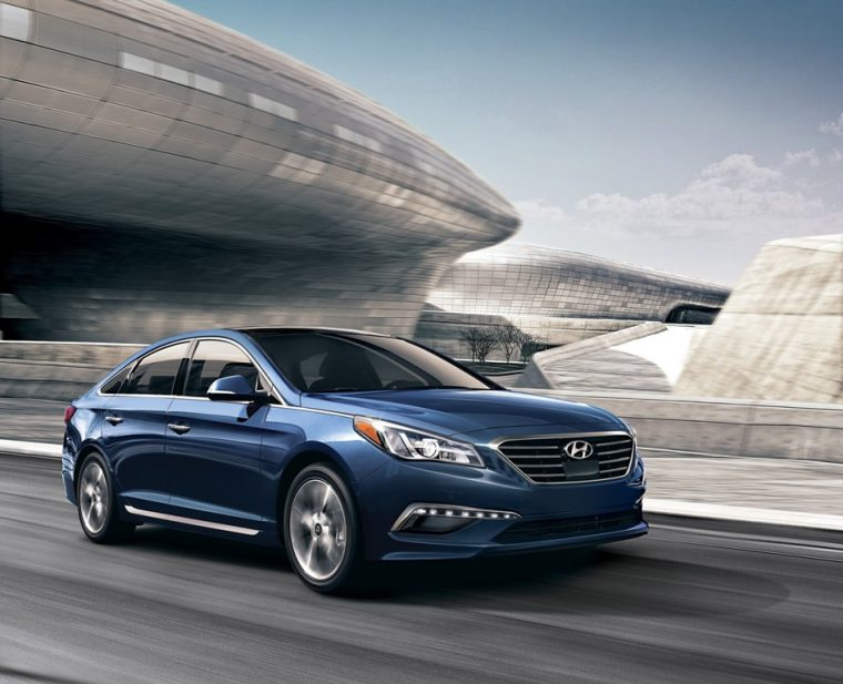 The 2016 Hyundai Sonata comes standard with a 2.0-liter inline four-cylinder Twin-scroll Turbo engine