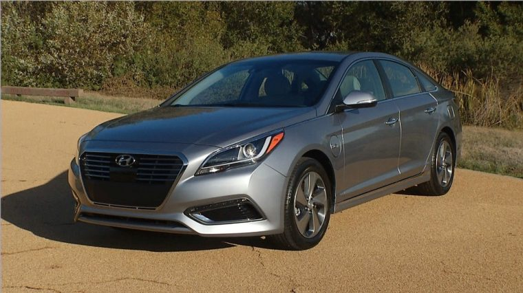 2017 Hyundai Sonata awards