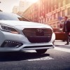 The 2016 Hyundai Sonata Hybrid comes with a 2.0-liter GDI DOHC 16-valve Inline four-cylinder with 38 kW electric motor