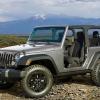 2016 Jeep Wrangler Silhouette