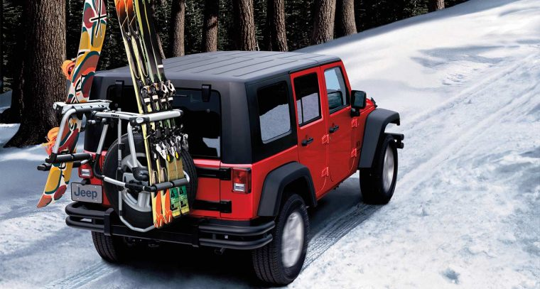 2016 Jeep Wrangler Unlimited Carriers