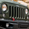 2016 Jeep Wrangler Unlimited Grille