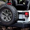 2016 Jeep Wrangler Unlimited Rear End