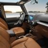 2016 Jeep Wrangler Unlimited Sahara Interior