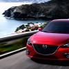 2016 Mazda 3 ocean road