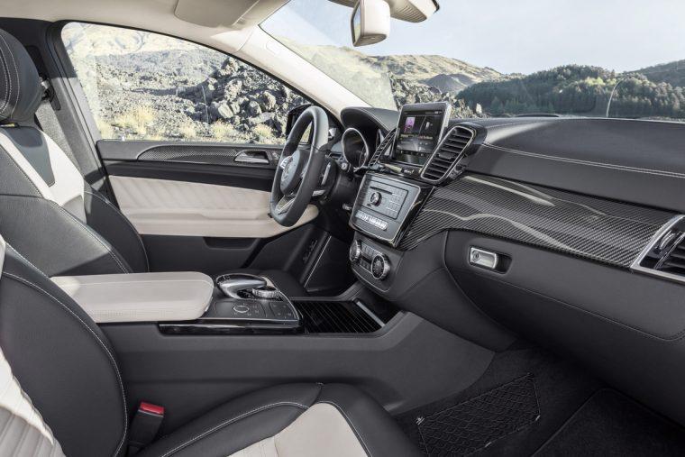 2016 Mercedes-Benz GLE-Class Coupe Interior