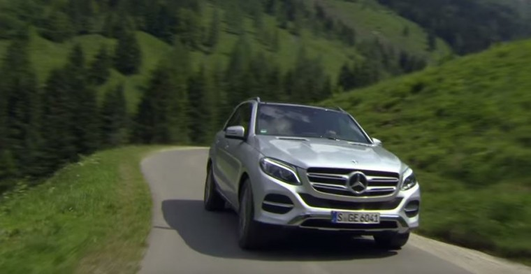 2016 mercedes benz gle class overview the news wheel. Black Bedroom Furniture Sets. Home Design Ideas