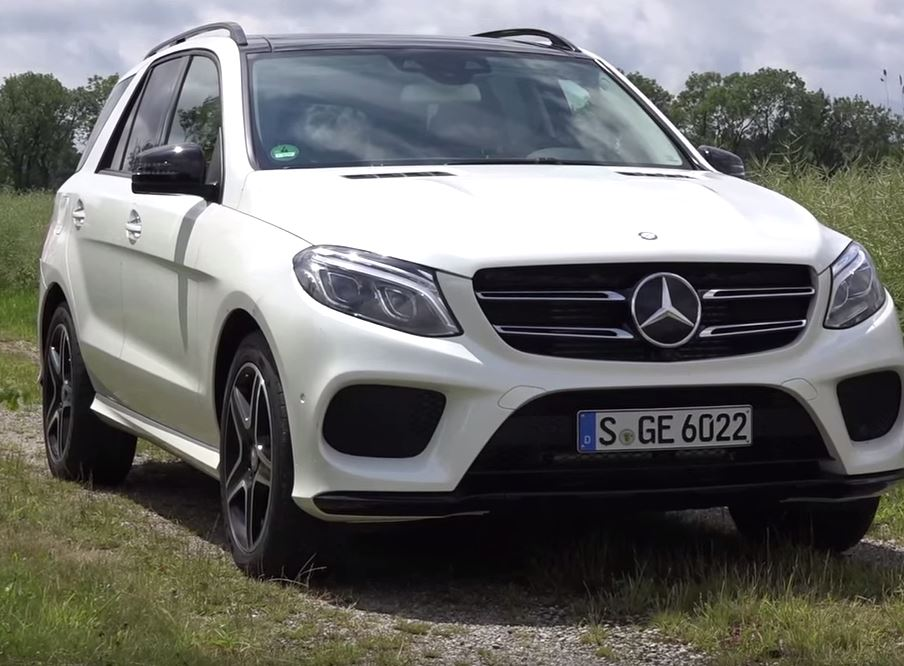 2016 mercedes benz gle class suv the news wheel