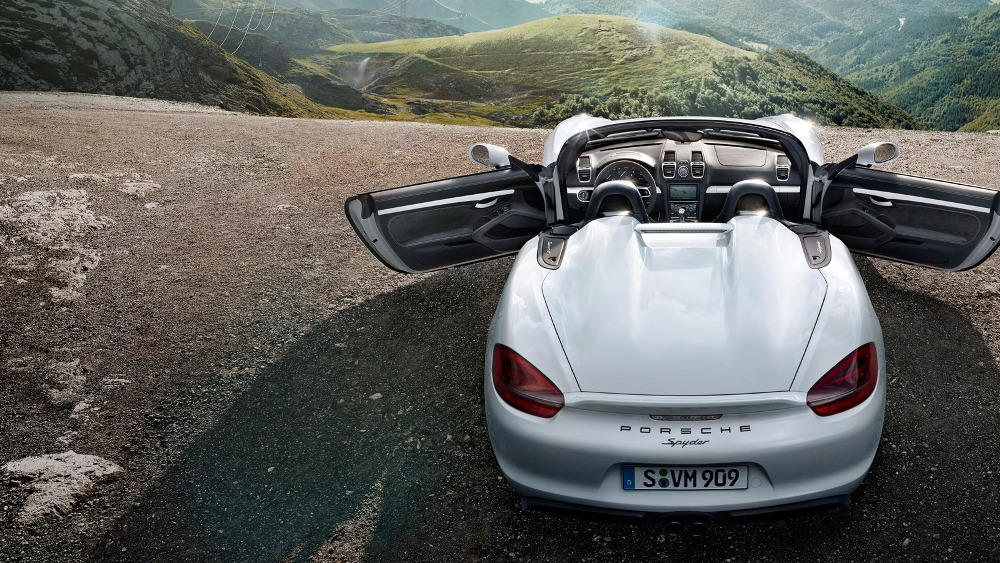 2016 Porsche Boxster Overview The News Wheel