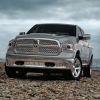 2016 Ram 1500 Front End