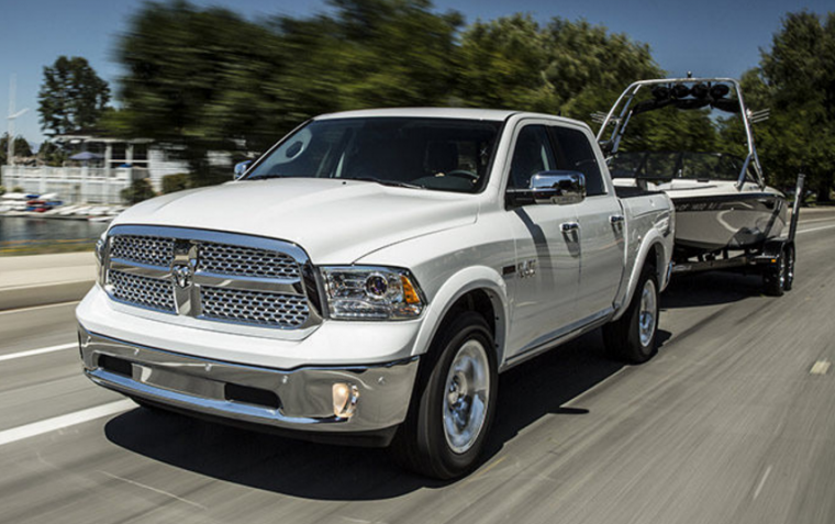 2016 Ram 1500 Towing Capacity
