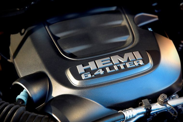 2016 Ram 3500 Engine