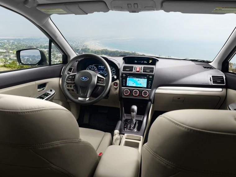 2016 Subaru Impreza Interior