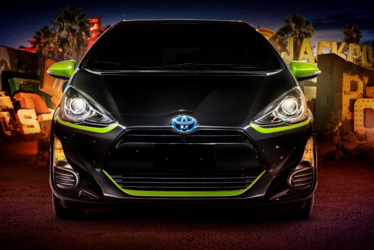 2016 Toyota Prius c Persona Series Special Edition