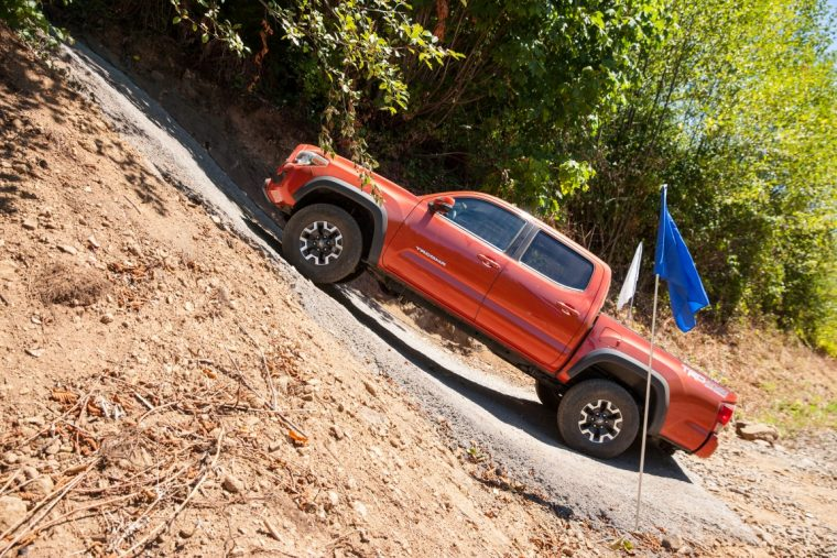 2016 Toyota Tacoma truck of texas