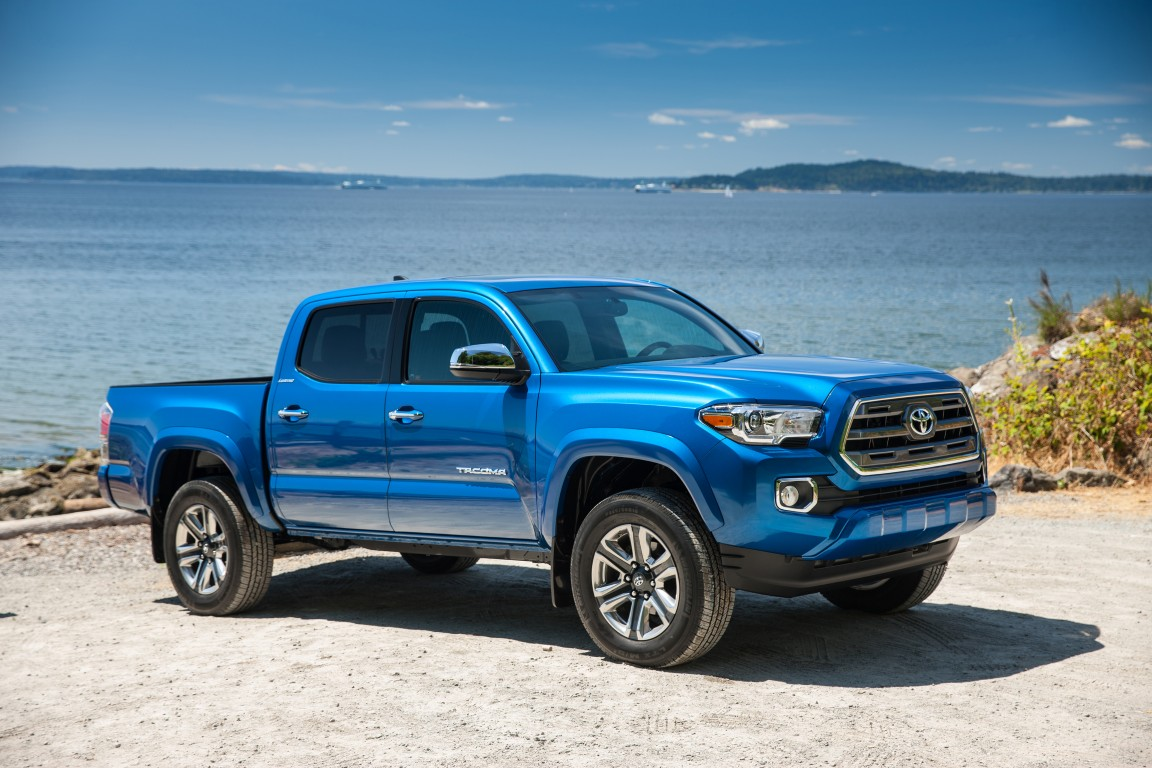 2016 toyota tacoma 13 the news wheel. Black Bedroom Furniture Sets. Home Design Ideas