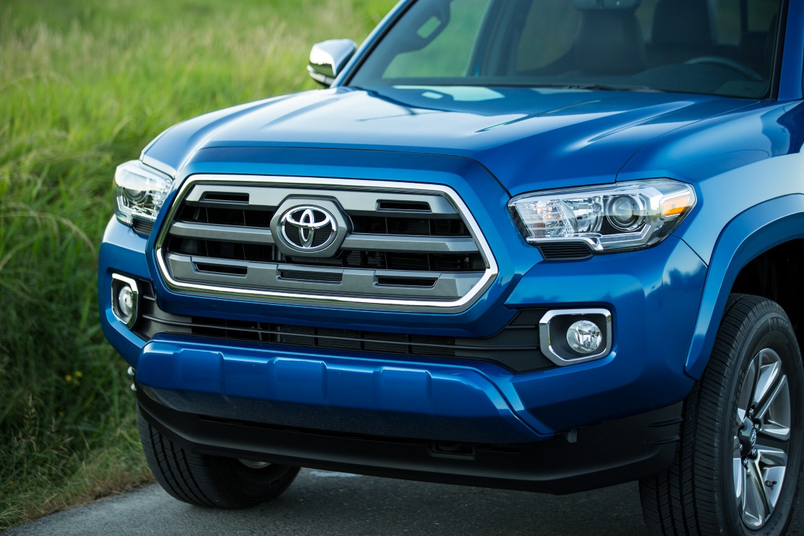 2016 toyota tacoma 18 the news wheel. Black Bedroom Furniture Sets. Home Design Ideas