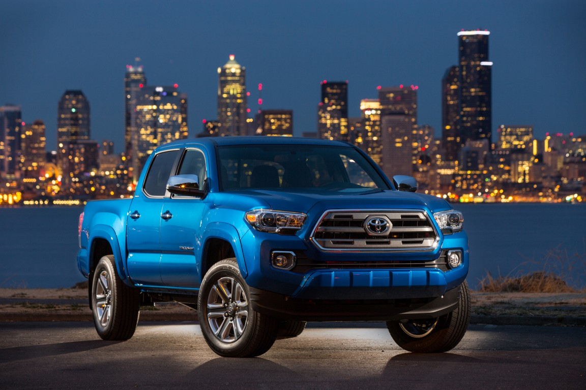 2016 toyota tacoma overview the news wheel. Black Bedroom Furniture Sets. Home Design Ideas
