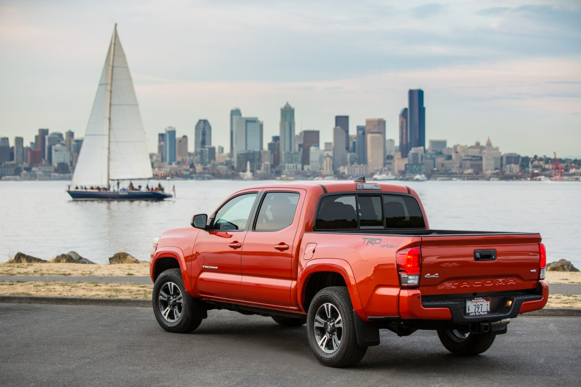 2016 toyota tacoma 26 the news wheel. Black Bedroom Furniture Sets. Home Design Ideas