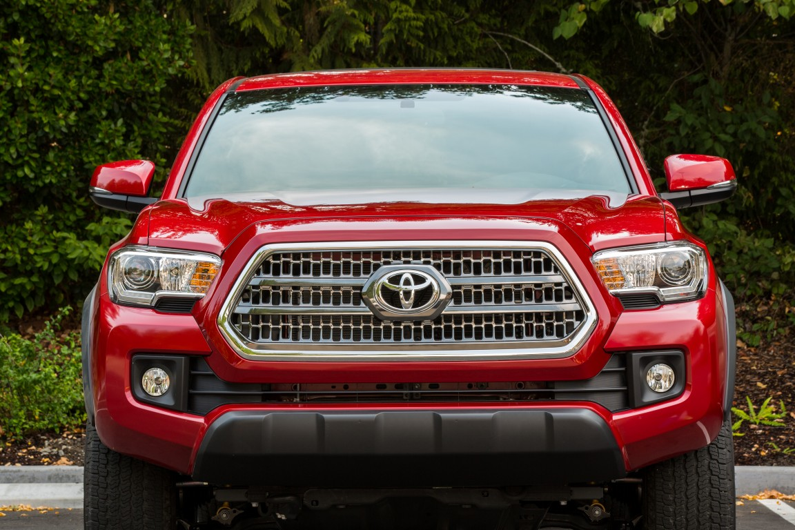2016 toyota tacoma 8 the news wheel. Black Bedroom Furniture Sets. Home Design Ideas