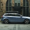 A roof rack is one of the many great features of the 2016 Volvo V60.