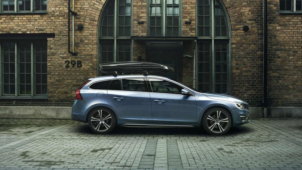 2016 Volvo V60 Roof Rack The News Wheel