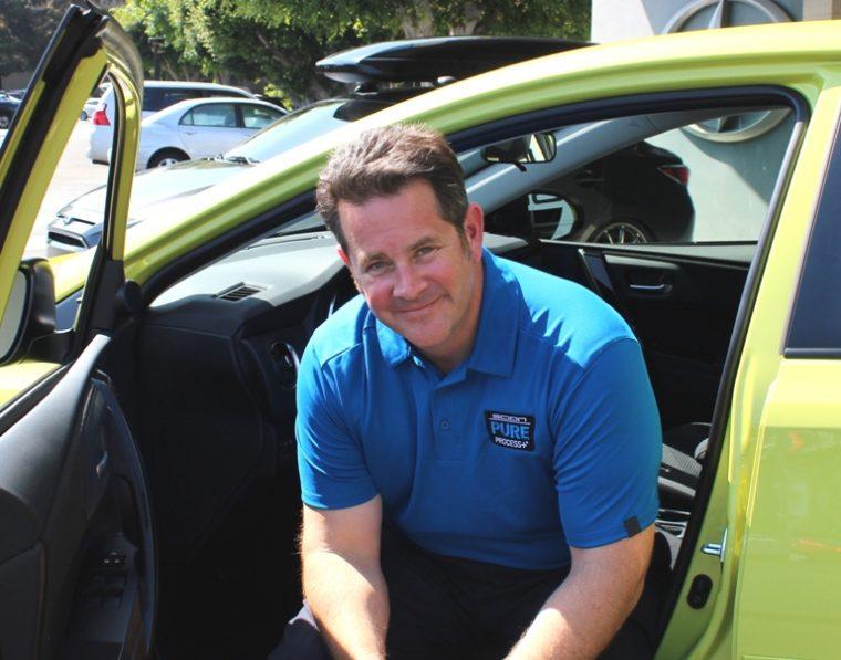 Andrew Gilleland scion vice president