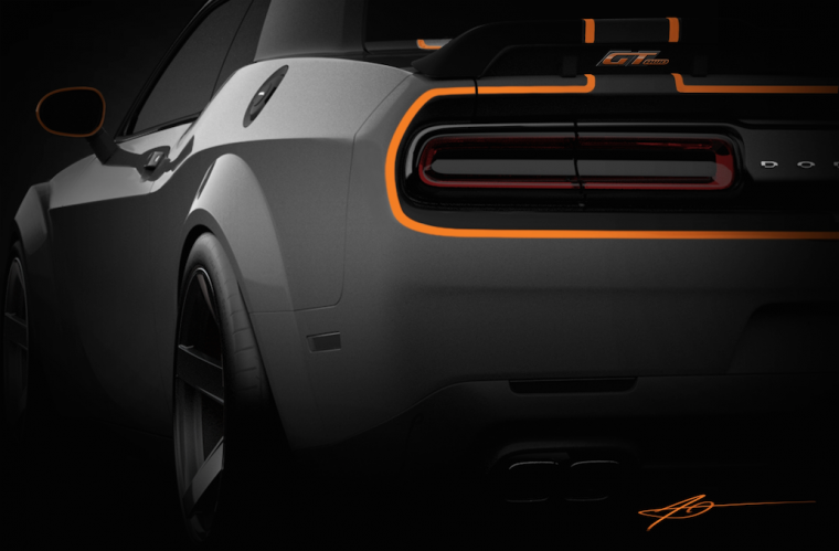 Dodge Challenger AWD Mopar Concept Car