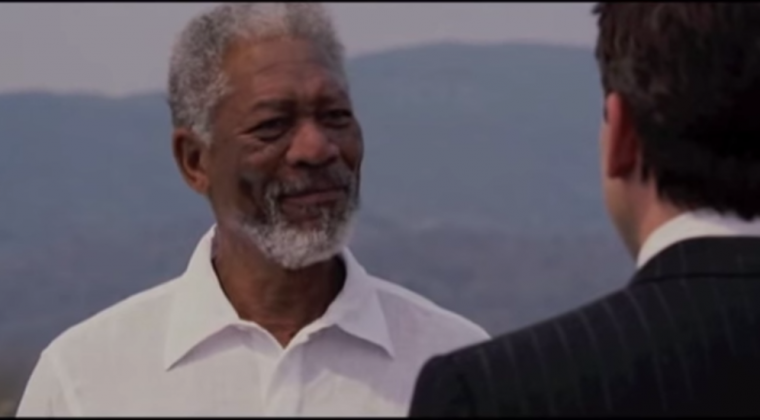 Evan Almighty act of random kindness