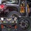 Floyd Mayweather Avorza Jeep Wrangler TMT Edition