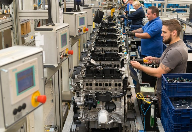 Ford to produce new family of high-tech petrol engines at Bridgend Plant