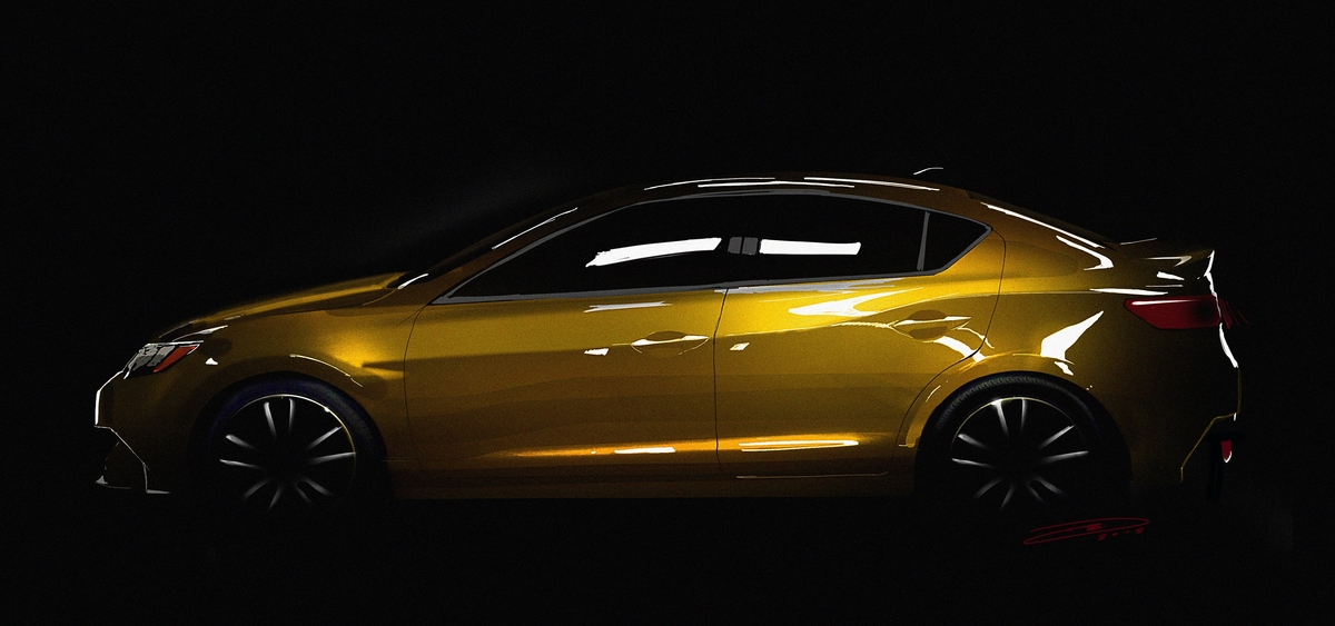 Modified 2016 Acura ILX by Galpin Auto Sports Teaser Image  The News Wheel