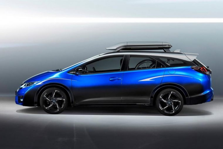 Hoda Civic Tourer Active Life concept