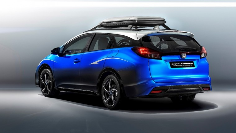 Honda Civic Tourer Active Life Concept car
