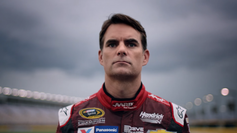 Jeff Gordon One Last Time Hendrick motorsports video