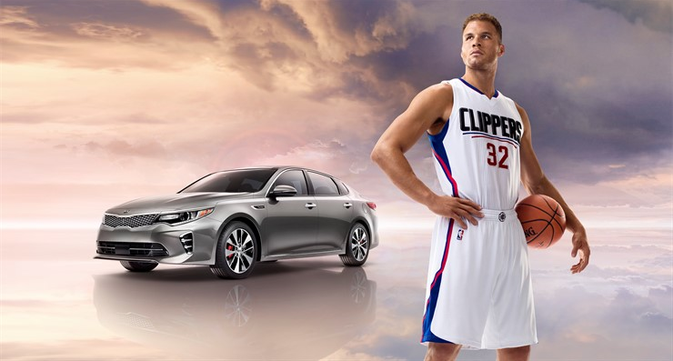 Kia Commercial Blake Griffin In The Zone