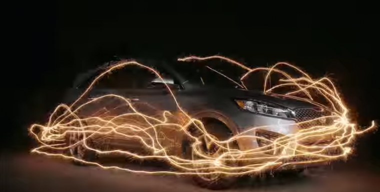 Kia SEMA Teaser Video