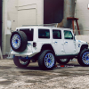 MC Customs Jeep Wrangler Rear End
