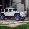 MC Customs Jeep Wrangler SIlhouette