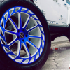 MC Customs Jeep Wrangler Wheels