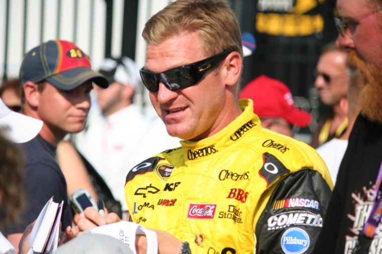 NASCAR driver Clint Bowyer has found a new job, so why does he have to wait more than a year before he can start?