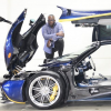 It has been reported that Mayweather will be buying this Pagani Huayra valued at $3.2 million