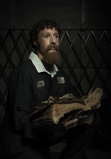 Freddy Fabris Renaissance Portrait 5