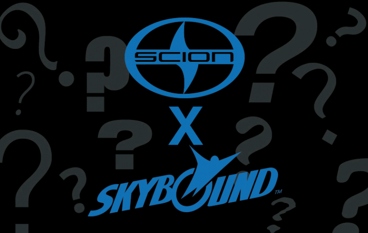 Scion Skybound comic book giveaway