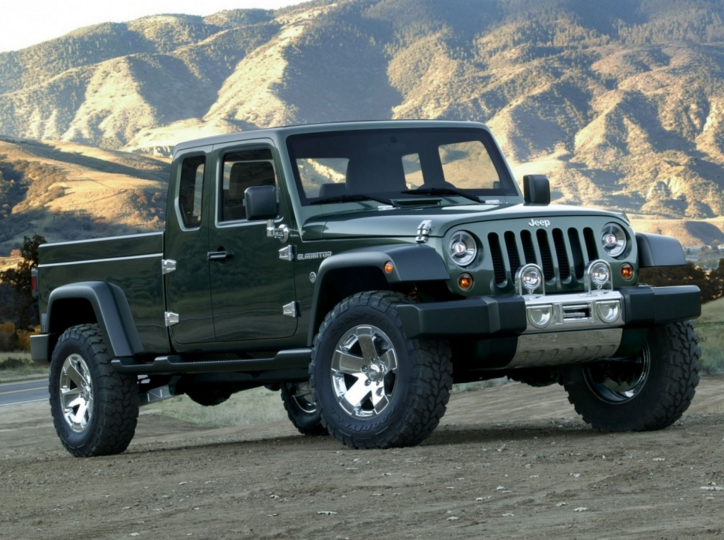 New Jeep Pickup Truck >> Update The Jeep Pickup Truck Will Reportedly Be Named The Gladiator