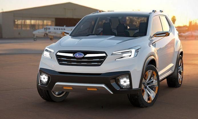 Subaru VIZIV Future Concept Exterior