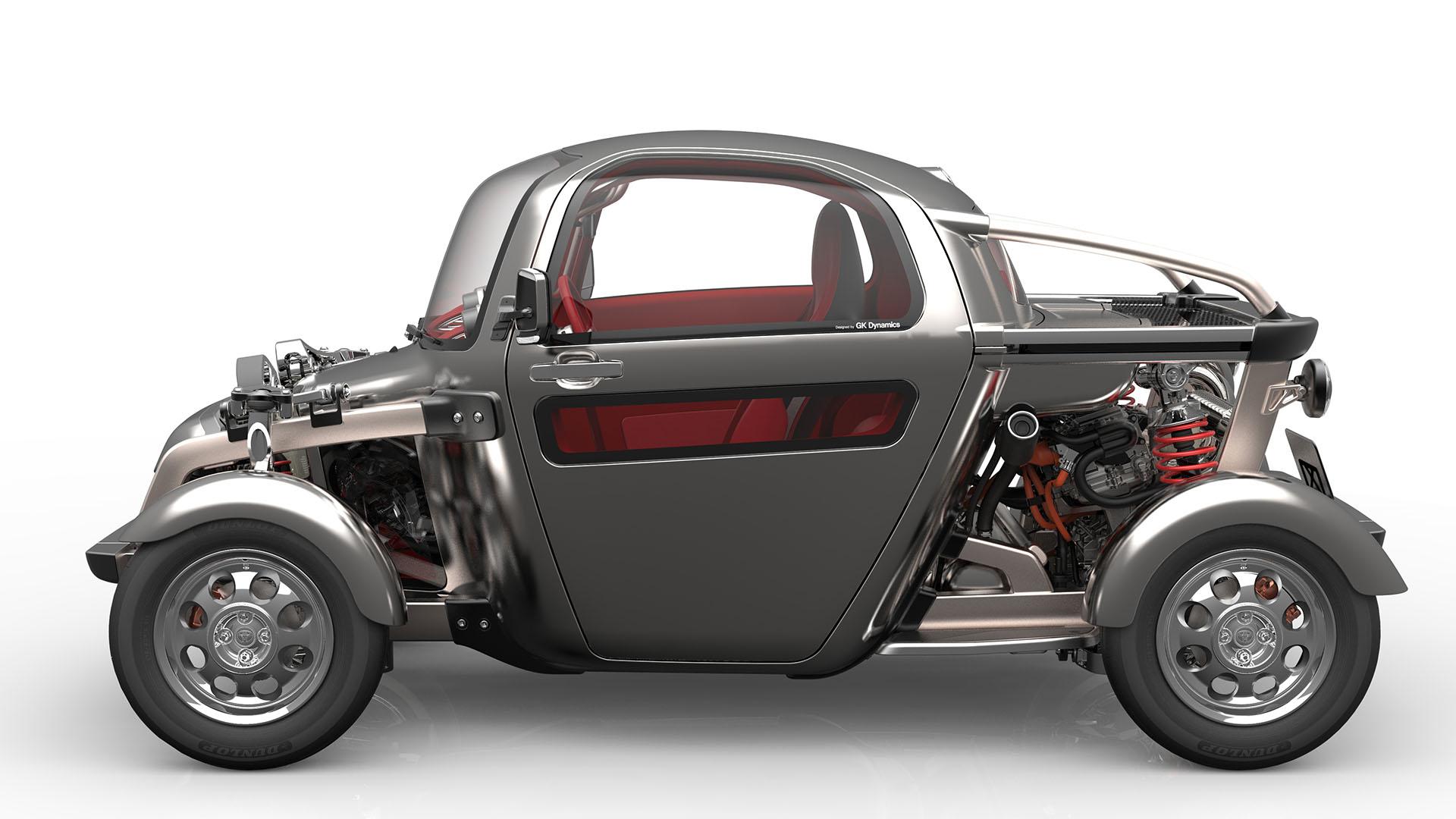 Toyota Kikai Concept 5 The News Wheel