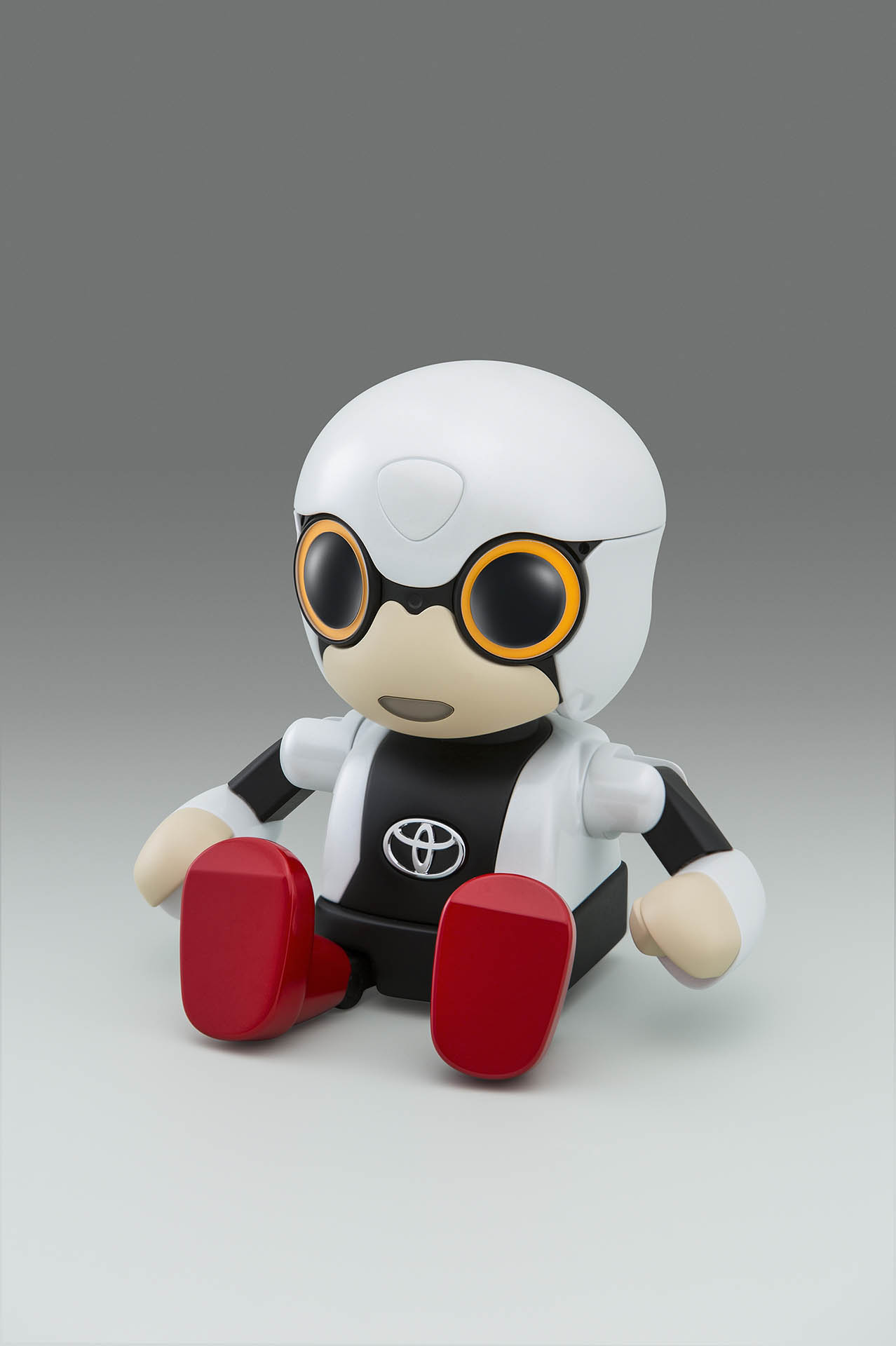 New Deal Auto >> Toyota's Kirobo Mini Robot Offers Emotional Support to ...